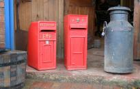 Reproduction VR & ER Postboxes ,fantastic quality